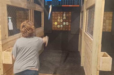 Axe Throwing Axe-Clusive Events and Specials in Bryan TX