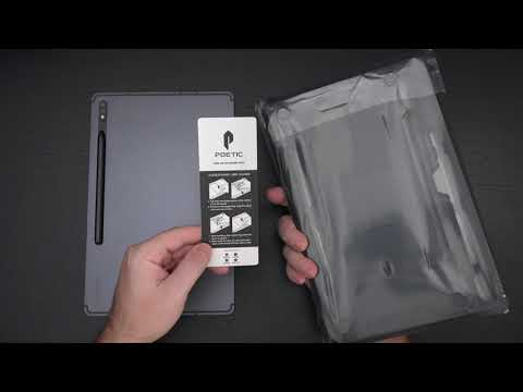 """Galaxy Tab A 8"""" Magnetic Charging Lockable Tablet Holder"""