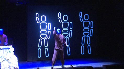 Blue Man Group performance accommodates fans with autism