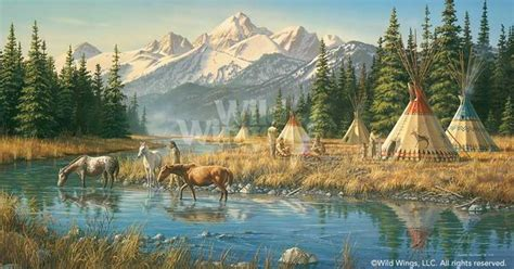 Native Americans of the Great Plains | What type of region