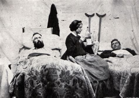 A Brief History of Female Nurses in the Military, from the
