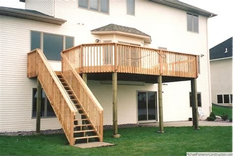 Decks and Re-Decking By Michael Pomeroy Construction in