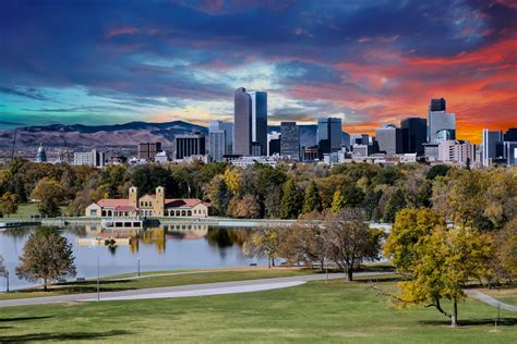 The Weather and Climate in Denver