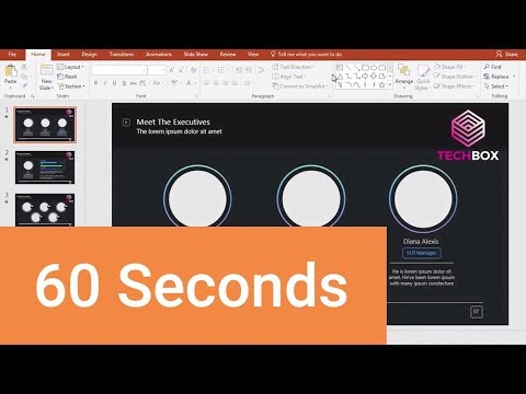 29 Amazing PowerPoint Title Slide Template (Free)