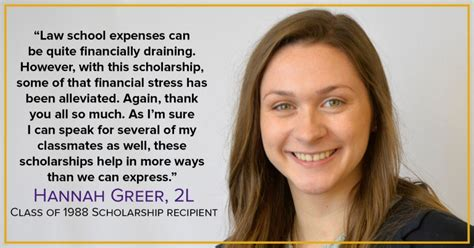 Your Gifts at Work: Hannah Greer | LSU Law – News