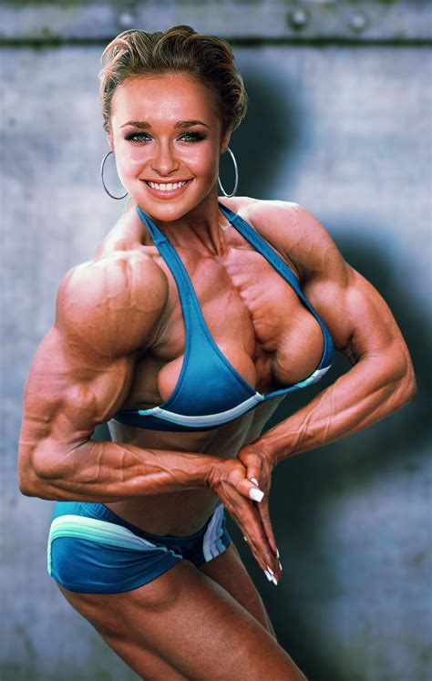 Photoshop Submission for 'Celebrity Steroids 2' Contest