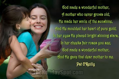 Short Mother's Day Poems | Free Mother's Day Poems for