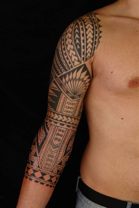 Polynesian Tattoos Designs, Ideas and Meaning | Tattoos