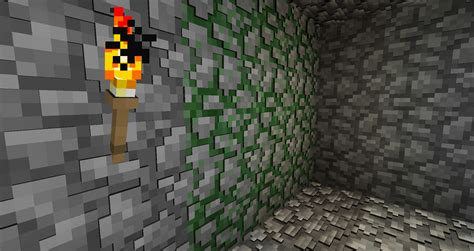 Default 3D Resource Pack for Minecraft 1