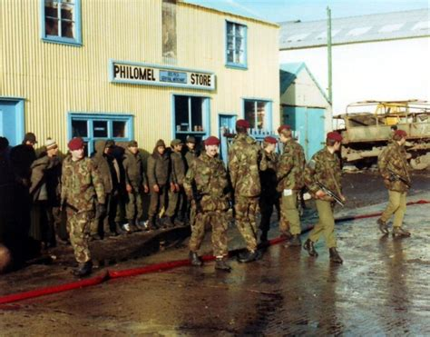 The Falklands: Watching Maggie's War   History Today