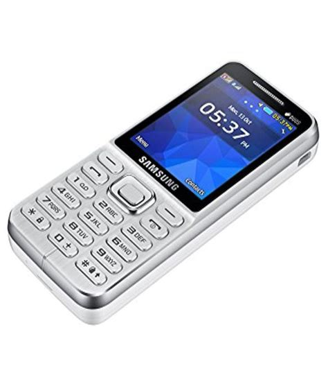Samsung ( 4GB and Below , 1 GB ) White Mobile Phones