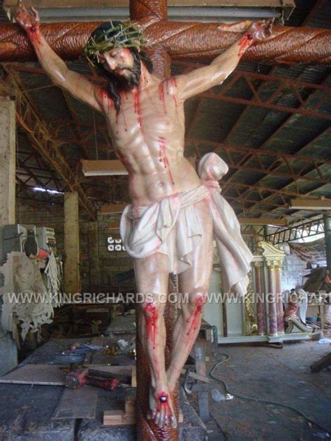 New Custom Crucifix/Cross – Our Design or Yours - King