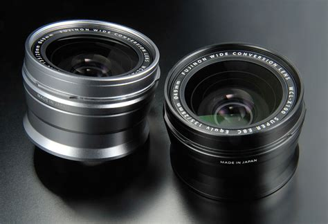Fuji unveils wide conversion lens, new firmware for X100