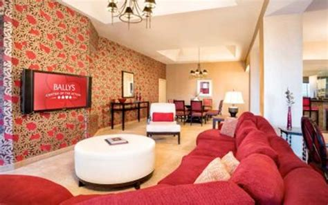 Bally's Rooms & Suites