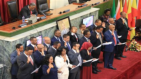 Ethiopia: PM Abiy Ahmed forms new cabinet | The New Times