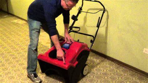 How to Change the Spark Plug on a Toro Power Clear