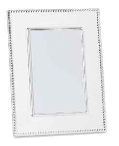 Silver Plated Non Tarnish Frames – Michaelangelo of Greenwich
