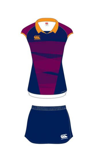 DESIGN YOUR OWN NETBALL CCC-SKIRTS KIDS - Canterbury
