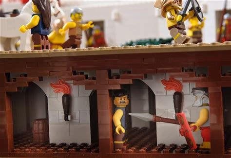 World's First LEGO Colosseum by Ryan McNaught | HiConsumption