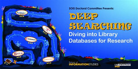 Deep Searching: Diving into Library Databases for Research