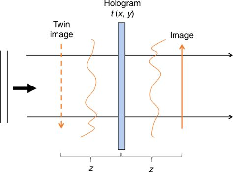 Gabor's holography at sea   Light: Science & Applications