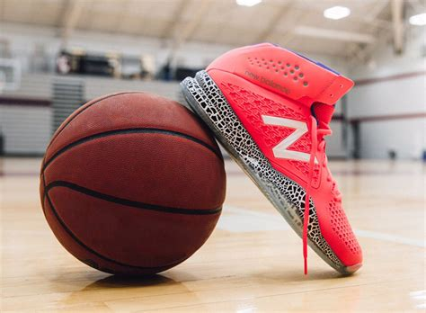 New Balance Is Getting Back Into Basketball (At Least For