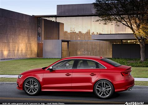 AUDI AG: sales growth of 9