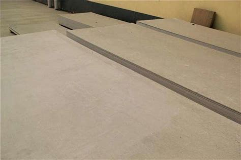 6mm Calcium Silicate Partition Wall Panel , Fire Rated