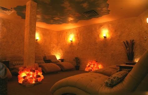The Salt Cave In Texas Is A Relaxing Himalayan Retreat