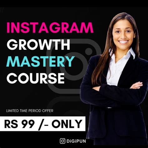 Instagram Growth Mastery Coursewebsite seo tutorial