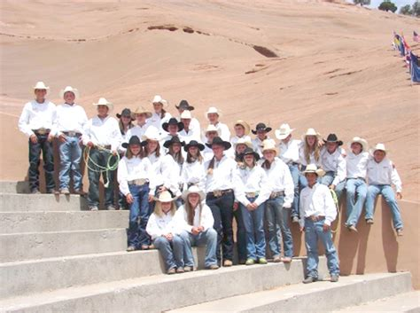 National Junior High Rodeo Finals results 2010