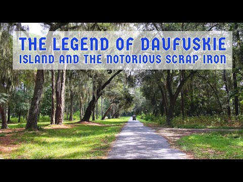 A Southern Excursion to Historic Daufuskie Island - It's