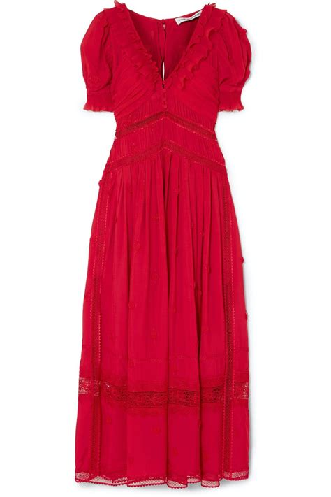 Fleabag red dress: Where to buy red floral dress