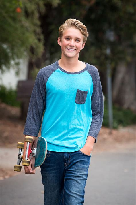 Brand Model and Talent | Connor Wilford Teens Boys