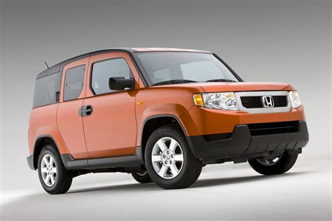 2009 Honda Element: 40 High-Res Photos, Details and