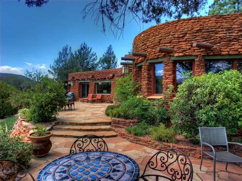 Sedona Vacation Rental Pool Home For Rent Self Catering