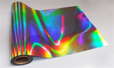 Holographic Film – What is it and Where is it Used