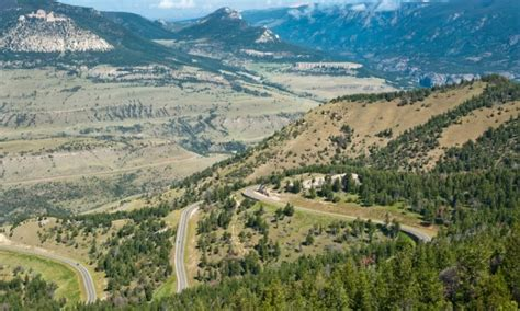 Yellowstone National Park Scenic Routes, Driving / Auto
