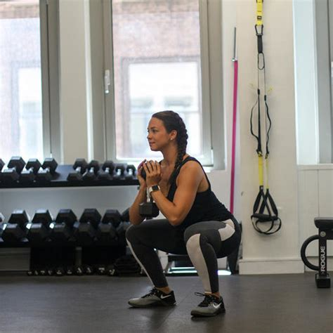The Essential Heavy Dumbbell Workout for Women | Shape
