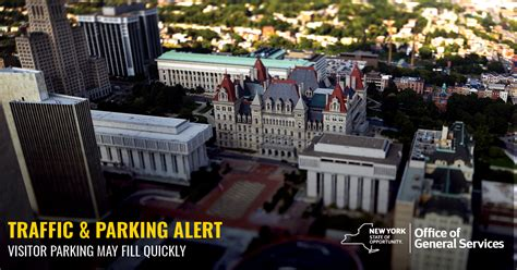 Visitor Parking Information | Visit the Empire State Plaza