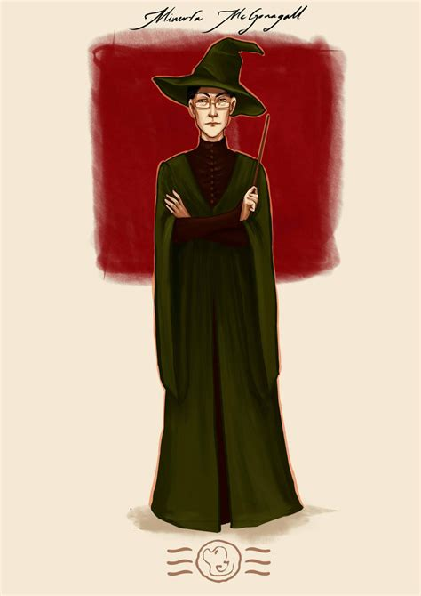 How old is Minerva McGonagall? (and a lesson in humility