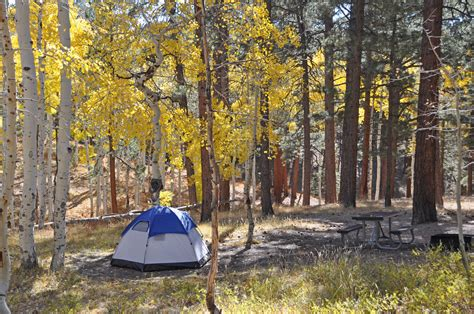 8 Amazing Arizona Camping Spots That Are An Absolute Must See
