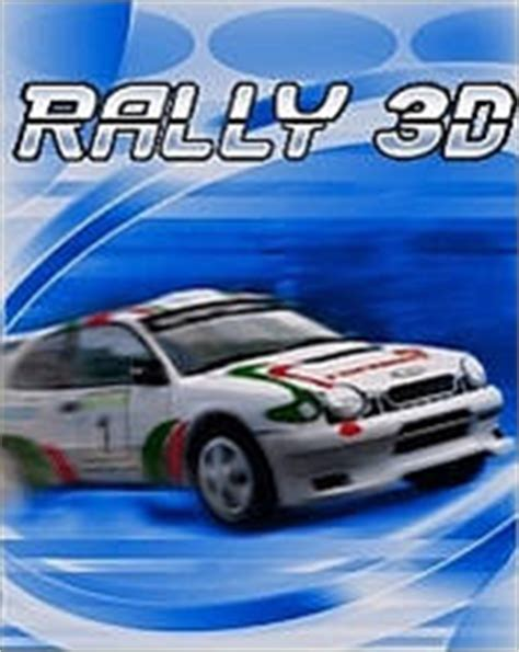 Rally 3D (240x320) Java Game - Download on PHONEKY
