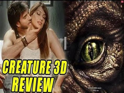 Creature 3D - Full Movie 'Monster' Review in Hindi | New
