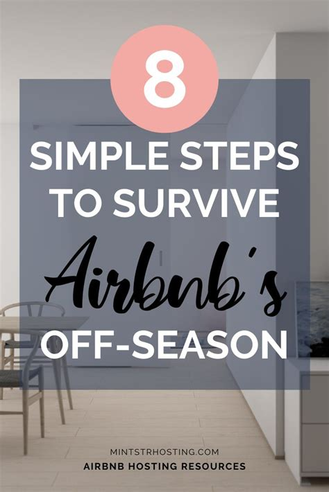 8 Simple Steps to Survive Airbnb's Off-Season | Airbnb
