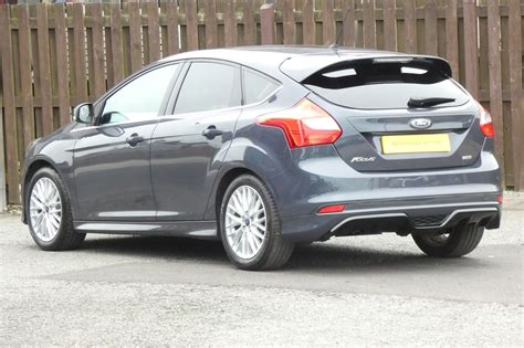 Used 2013 Ford Focus Zetec S For Sale (U507) | Newmachar