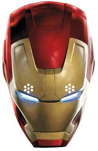 Iron Man Avengers Age of Ultron Card Face Mask   Available