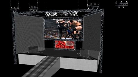 90 best wwe stages images on Pinterest | Wwe wrestlers