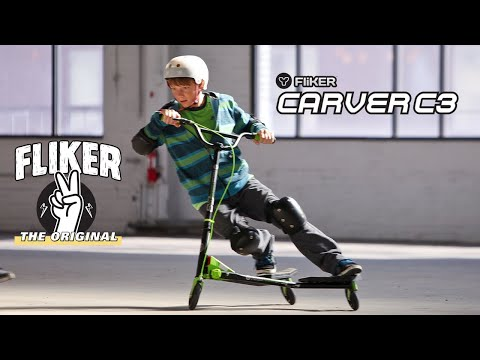 Innovative Y-Flicker Scooter For Kids: Yvolution Presents