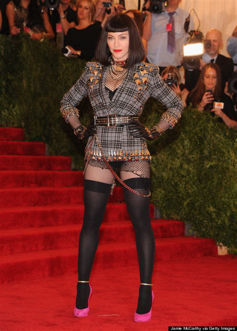 Met Ball 2014: Madonna Reveals Boobtastic Outfit She Would